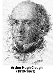 Arthur Hugh Clough rowse