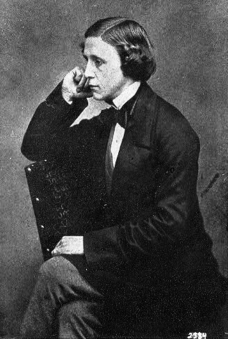Charles Lutwidge Dodgson (Lewis Carroll)