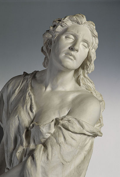 Lady Macbeth by Elizabeth Ney