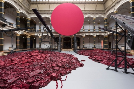 Symphony for a Beloved Sun by Anish Kapoor