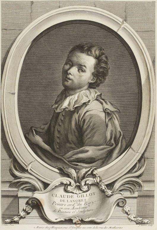 Claude Gillot