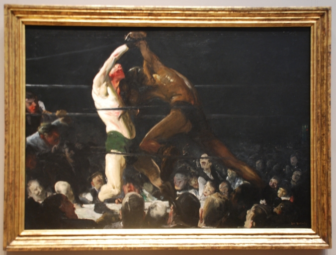 Both Members at This Club by George Wesley Bellows