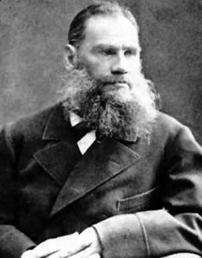 Count Lev Nikolayevich Tolstoy
