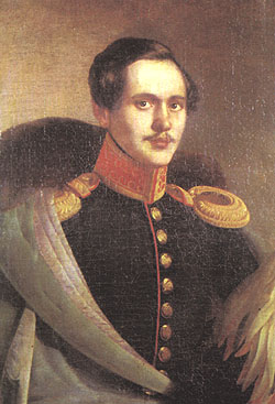 Mikhail Yuryevich Lermontov