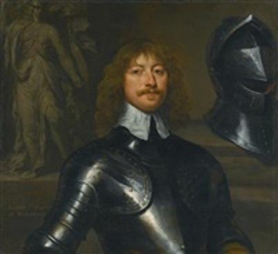 Portrait of James Graham by William Dobson
