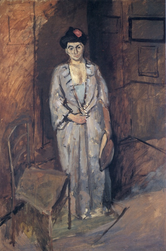 The Japanese by Henri-Émile-Benoît Matisse