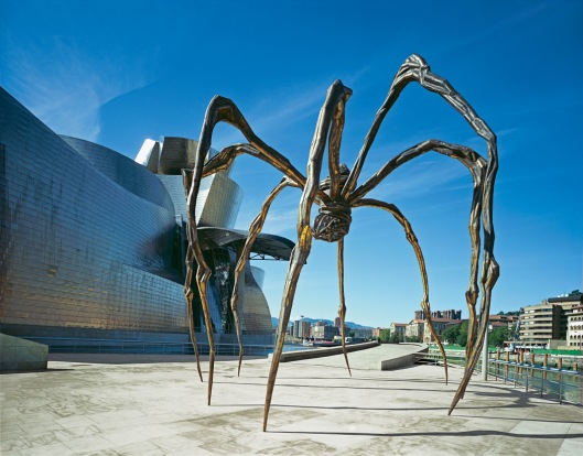 Maman by Louise Joséphine Bourgeois