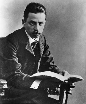 René Karl Wilhelm Johann Josef Maria Rilke