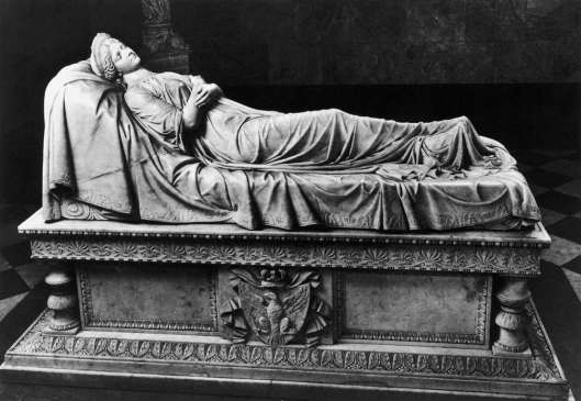 Tomb of Queen Louise of Prussia by Christian Daniel Rauch