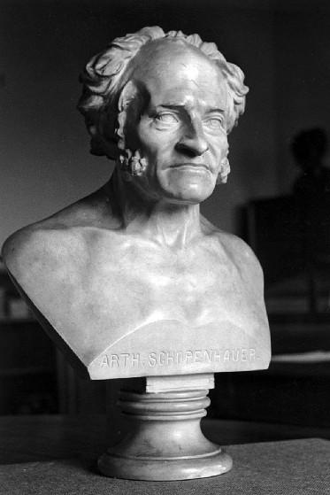 Arthur Schopenhauer by Franzisca Bernadina Wilhelmina Elisabeth Ney