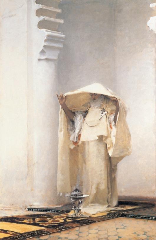 Fumee d'Ambre Gris by John Singer Sargent