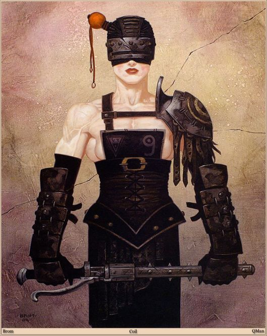 Coil by Gerald Brom