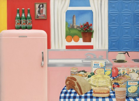 Still Life #30 by Tom Wesselmann