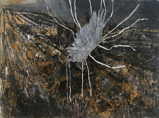Wayland's Song by Anselm Kiefer